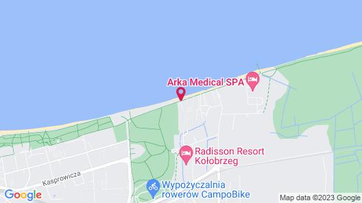 Diune Hotel Map