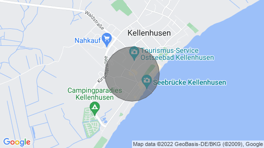 Sonnengarten 19 - Exclusive Newly Built Apartment in the Sonnengarten in Kellenhusen Map