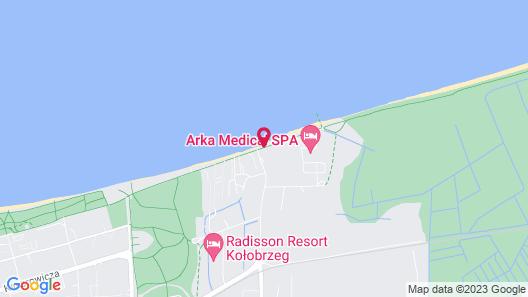 Marine Hotel Map