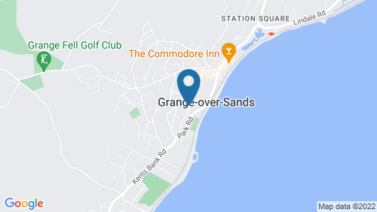Grange Boutique Hotel Map