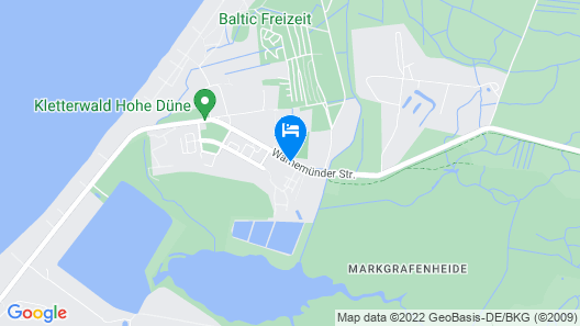Hotel Godewind Map