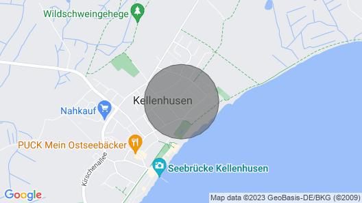 Ferienwohnung Leuchtturm Map