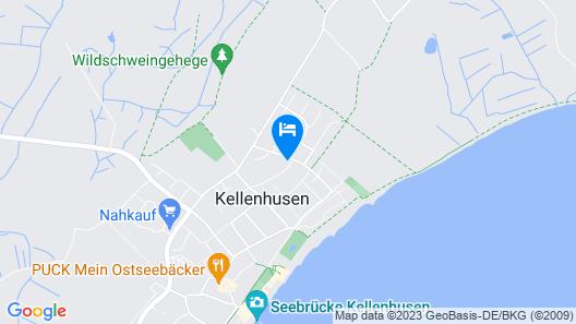 Kapitänshaus 2 Map