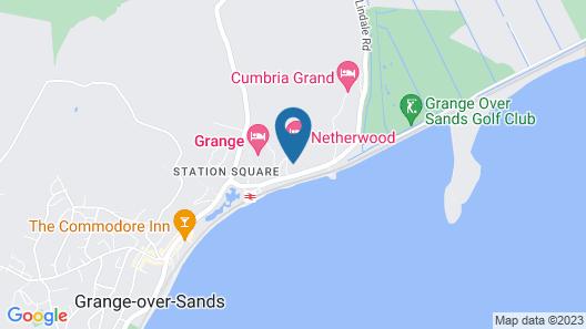 Netherwood Hotel & Spa Map