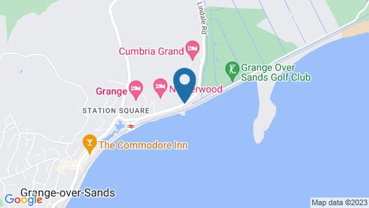 Cumbria Grand Hotel Map