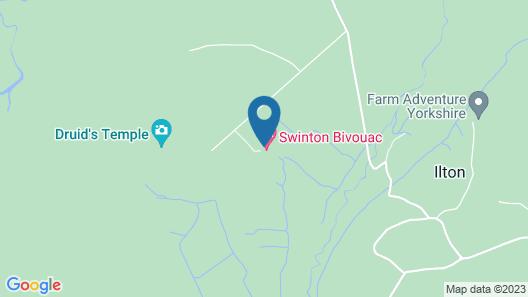 Swinton Bivouac Map