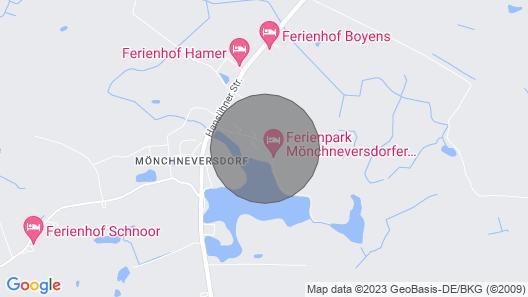 Schönes Ferienhaus in Ruhiger Lage Map