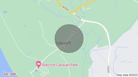 1 Court End Cottage Map