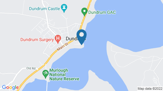 Oyster Bay Holiday Apartment Dundrum Map