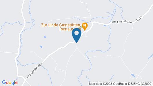 Haus Stern Map