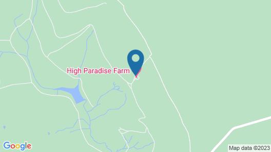 High Paradise Farm Map