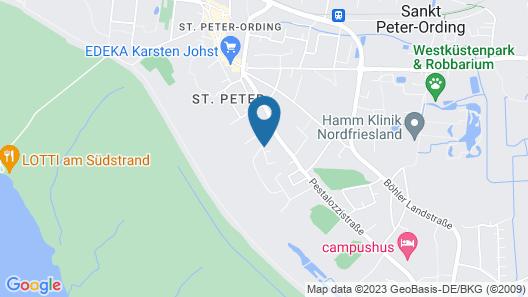 Kajüte Sieben 2 Map