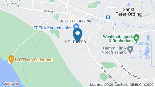 Kajüte Sieben Map