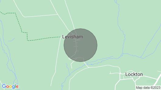 Stable Cottage, Levisham Map