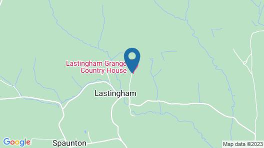 Lastingham Grange Map