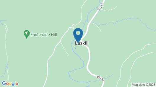 Laskill Map