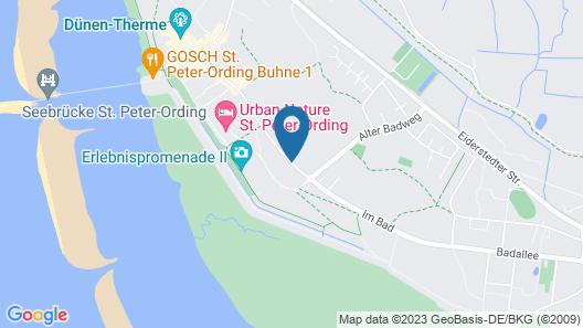 Lieblingsplatz Strandhotel Map