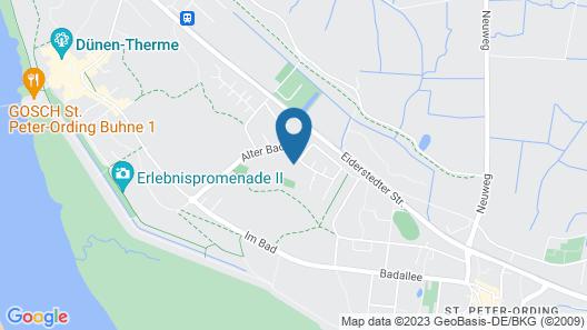 AALERNHÜS hotel & spa Map