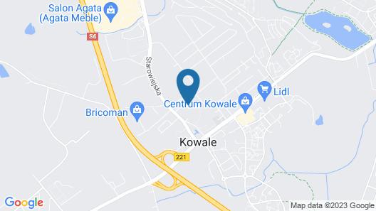 Coffee Inn Map