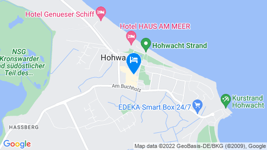 Ringhotel Resort SPA Hohe Wacht Map