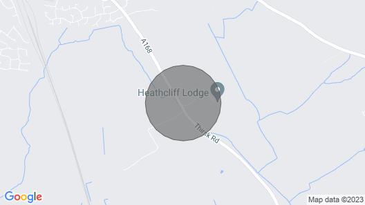 Heathcliff Lodge Map