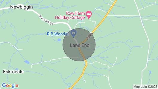 1 Park Nook Close Map