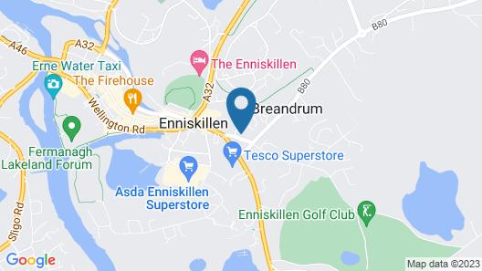Westville Hotel Map