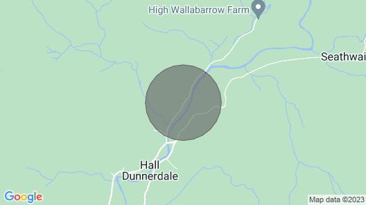 High Wallowbarrow Farm Cottage Map