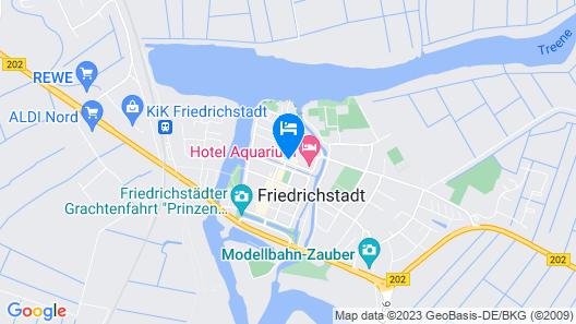 Hotel Klein Amsterdam Map