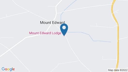 Mount Edward Lodge Map