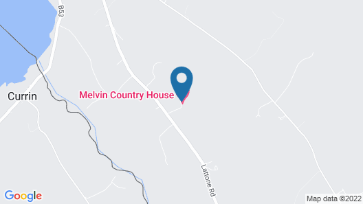 Melvin Country House Map