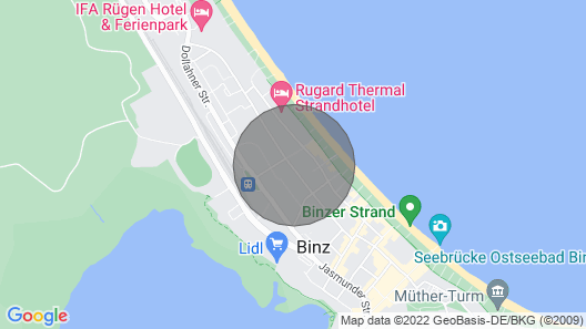 Exclusive Penthouse Loft on the Long Sandy Beach xxx Offer xxx Map