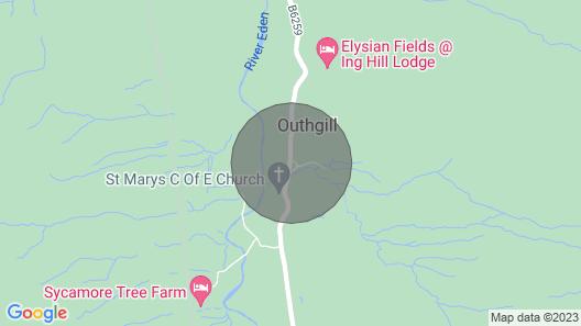Clover Cottage Map