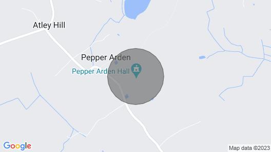 No. 2 Pepper Arden Map