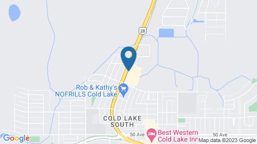 Lakeland Inn Map