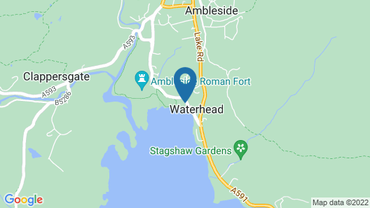 Wateredge Inn Map