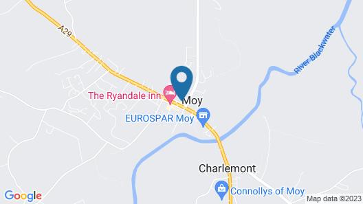 Moykinney House Map