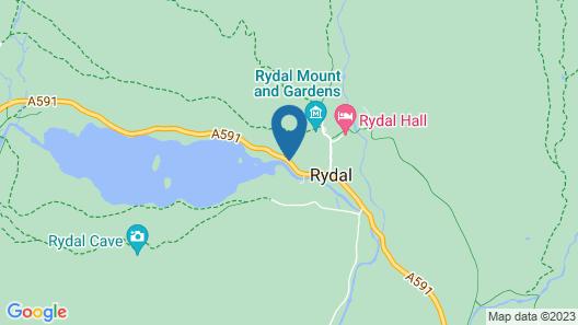 Glen Rothay Map
