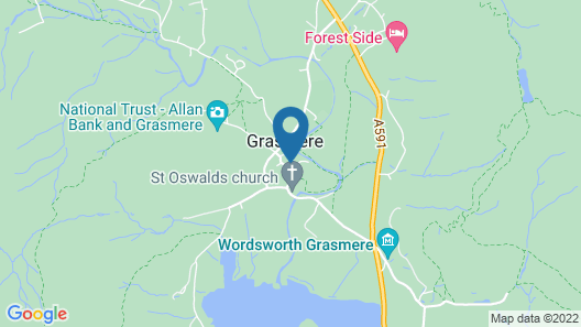 Moss Grove Organic Map