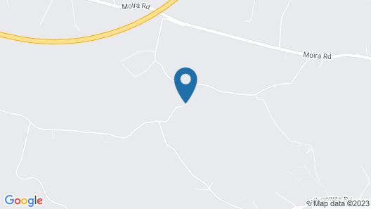 Oatlands Self Catering Cottages Map