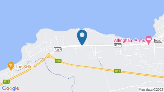 Portbeg Holiday Homes at Donegal Bay Map