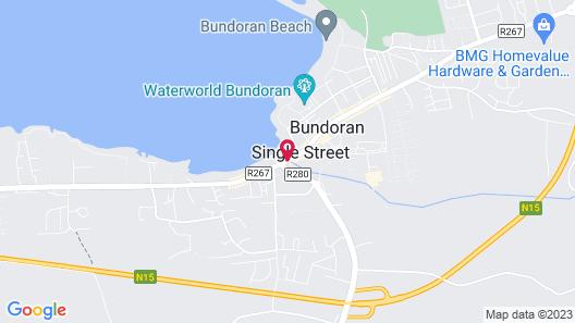 Maddens Bridge Bar & Guesthouse Map
