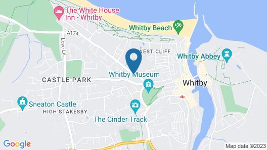 Union Place Map