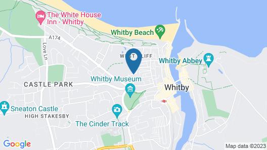 Esklet Guest House Map