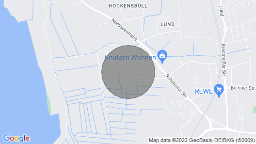 Holiday Home Am Wung, Husum Map