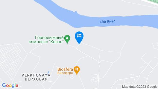 SK Royal Kaluga Hotel Map