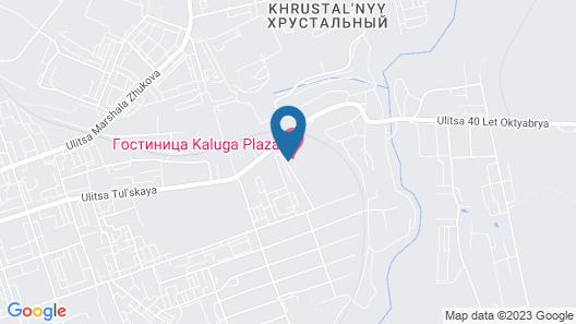 Kaluga Plaza Map