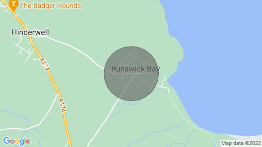 Rockpool Retreat Map