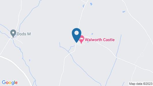 Best Western Walworth Castle Hotel Map