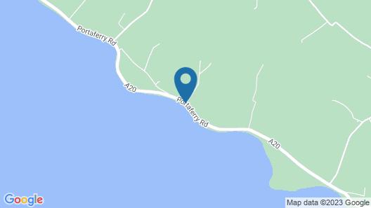 Edenvale House Map
